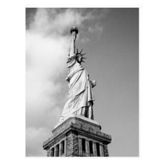 Cartão Postal Estátua da liberdade 14