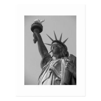 Cartão Postal Estátua da liberdade 5