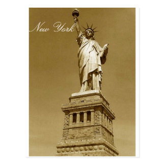 Cartão Postal Estátua da liberdade, New York