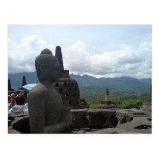 Cartão Postal Estátua de Budha