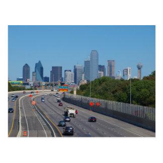 Cartão Postal Estrada em Dallas