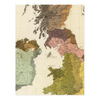 Cartão Postal Etnográfico, Británico da GT, Ireland