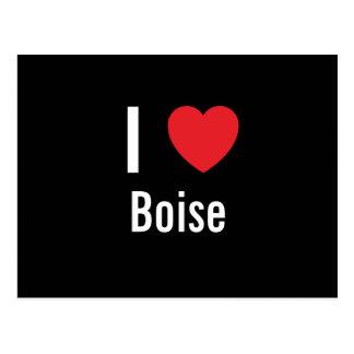 Cartão Postal Eu amo Boise