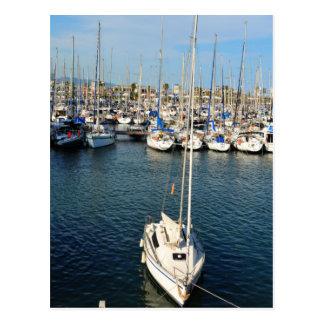 Cartão Postal Eu amo navegar