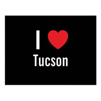 Cartão Postal Eu amo Tucson