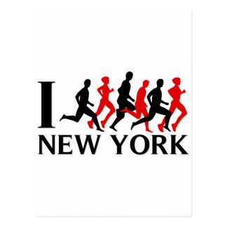 CARTÃO POSTAL EU FUNCIONO NEW YORK