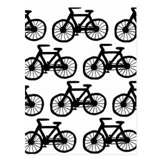 Cartão Postal Eu quero montar minha bicicleta