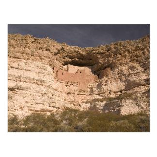 Cartão Postal EUA, arizona, acampamento Verde: Castelo de