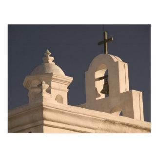 Cartão Postal EUA, arizona, Tucson: Missão San Xavier del CCB