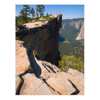 Cartão Postal EUA, Califórnia, parque nacional de Yosemite, Taft