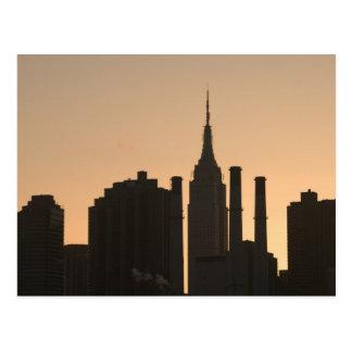 Cartão Postal EUA, New York, Nova Iorque, Manhattan: 23