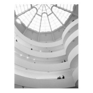 Cartão Postal EUA, New York, Nova Iorque: O Guggenheim