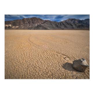 Cartão Postal EUA, o Vale da Morte, rocha em Playa
