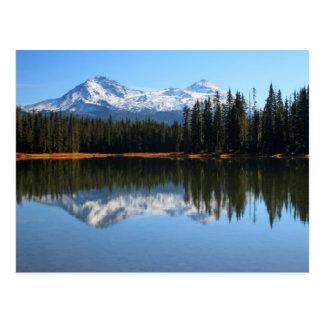 Cartão Postal EUA, Oregon, floresta nacional 2 de Willamette