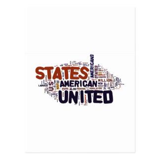 Cartão Postal EUA um