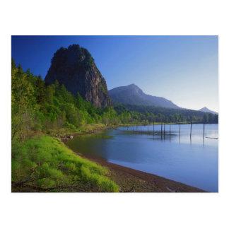 Cartão Postal EUA, Washington, parque estadual da rocha da