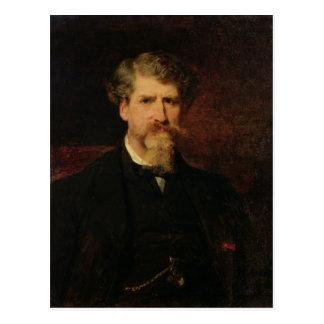Cartão Postal Eugene Giraud 1861