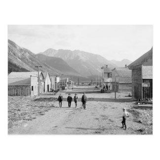 Cartão Postal Eureka Colorado, 1900
