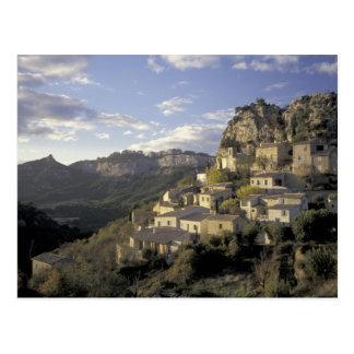 Cartão Postal Europa, France, Provence, La Roque Alric,
