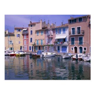 Cartão Postal Europa, France, Provence, Martiques, Miroir