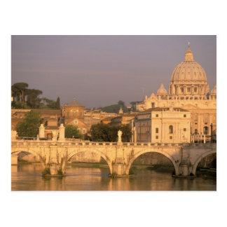Cartão Postal Europa, Italia, Roma, o vaticano. Basílica San