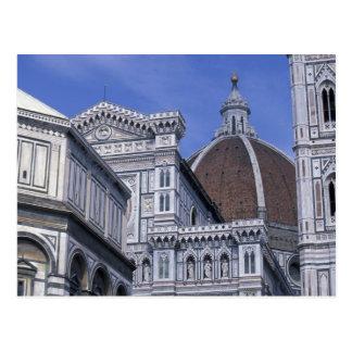 Cartão Postal Europa, Italia, Toscânia, Florença. Del 2 da praça