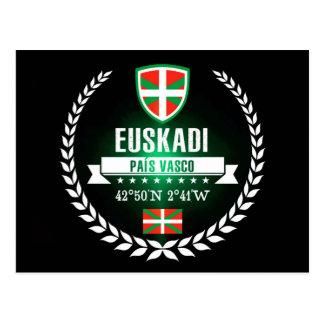 Cartão Postal Euskadi