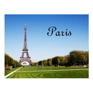 Cartão Postal Excelente a estar em Paris