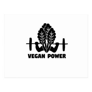 Cartão Postal Exercício do Gym do Bodybuilding do poder do