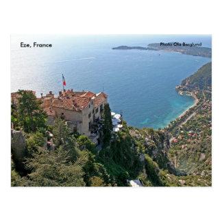 Cartão Postal Eze, France, Ola Berglund da foto