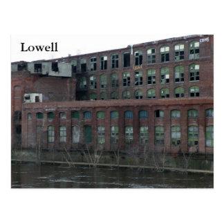 Cartão Postal Fábrica abandonada