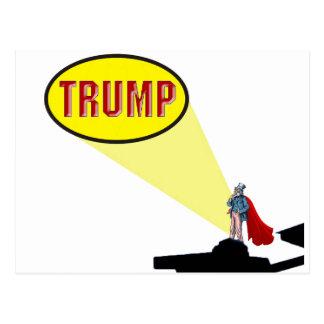 Cartão Postal Faça o excelente de América outra vez, a eleição