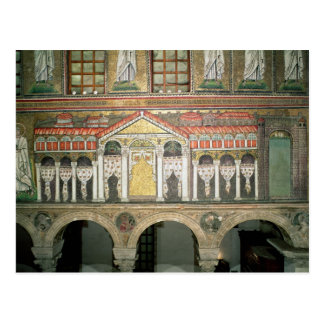 Cartão Postal Fachada do Palazzo di Teodorico, 527-99