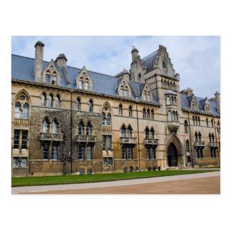 Cartão Postal Faculdade da igreja do cristo em Oxford,