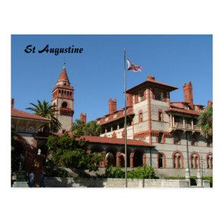 Cartão Postal Faculdade de Flagler