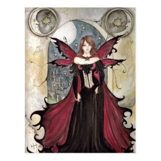 Cartão Postal Fada do vampiro