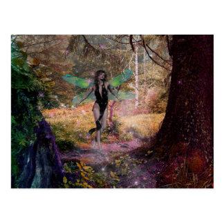 Cartão Postal Fairydust
