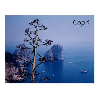Cartão Postal Faraglioni