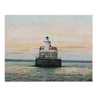 Cartão Postal Farol do recife de Penfield