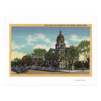 Cartão Postal Faturamentos, Montana