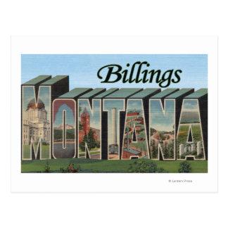 Cartão Postal Faturamentos, Montana - grandes cenas da letra