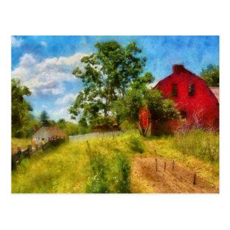 Cartão Postal Fazenda - onde o fazendeiro vive