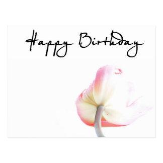 Cartão Postal Feliz aniversario!