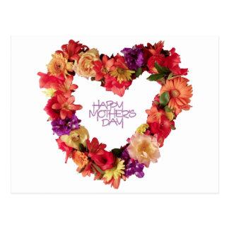 Cartão Postal Feliz dia das mães, Hapy dia das mães o 12 de maio