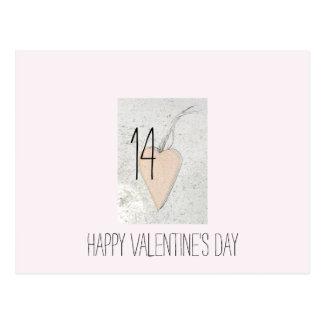 Cartão Postal Feliz dia dos namorados