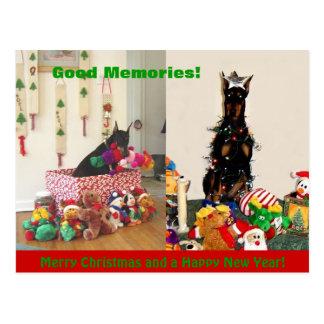 Cartão Postal Feliz Natal 2011