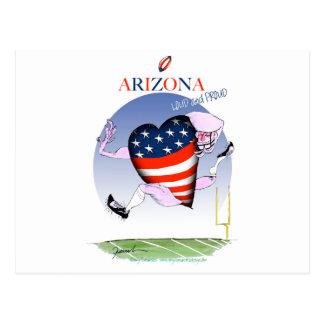 Cartão Postal fernandes tony altos e orgulhosos da arizona,