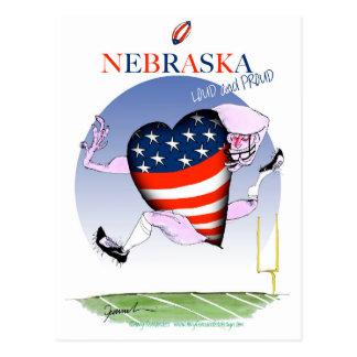 Cartão Postal fernandes tony altos e orgulhosos de nebraska,