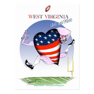 Cartão Postal fernandes tony altos e orgulhosos de West