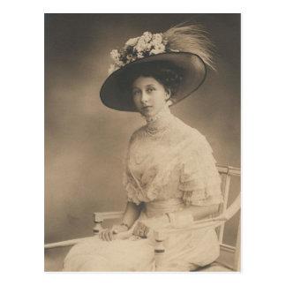 Cartão Postal FILHA Kaiser Wilhelm Ii de Alemanha #043D